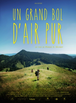 UN GRAND BOL D'AIR PUR de Morgan S. Dalibert