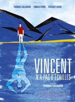 VINCENT N'A PAS D'ECAILLES de Thomas Salvador
