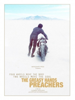THE GREASY HANDS PREACHERS de Clement Bauvais et Arthur de Kersauson