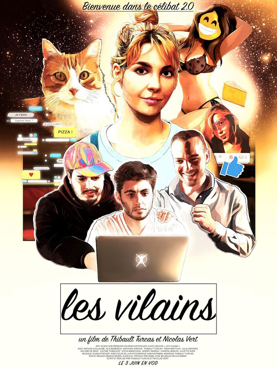 Les-Vilains-Poster