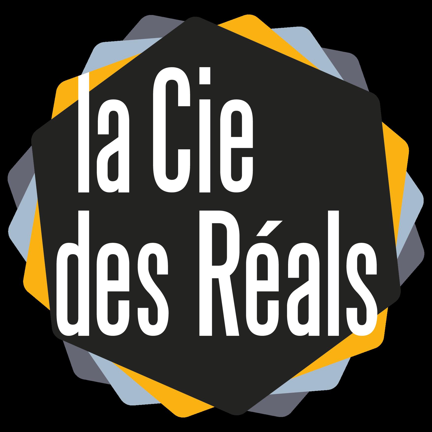 Logo la Cie des Réals